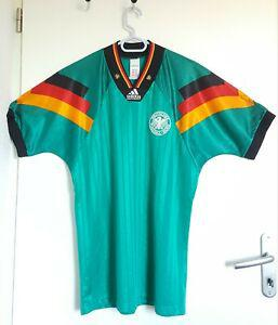 "Maillot / tee shirt adidas equipment ""allemagne"" vintage"