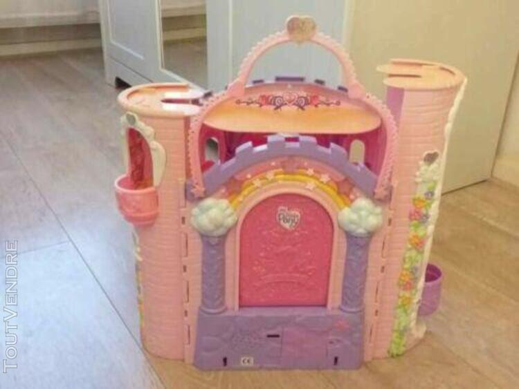 Mlp g3 chateau my little pony
