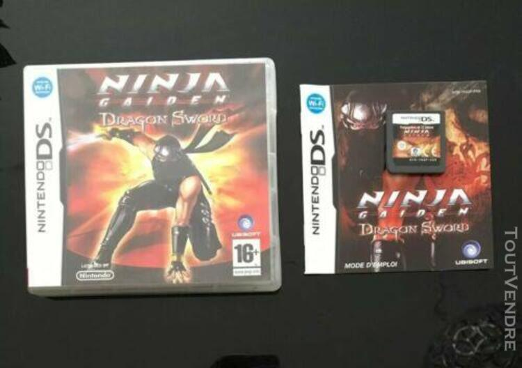 Ninja gaiden: dragon sword pour ds