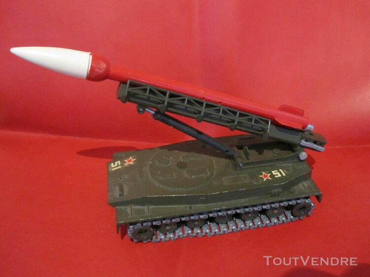 Solido - char pt 76 urss lance-missile 51