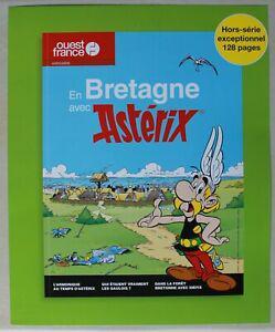 Coffret jeux asterix neuf avec divers publicités et affiche