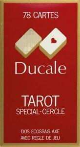 France cartes - 404680 - jeu de cartes - tarot 78 ducale