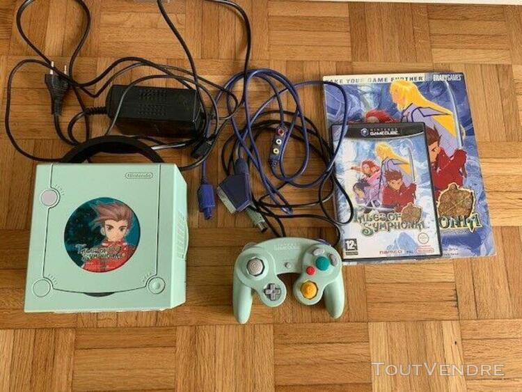Game cube edition tales of symphonia, pal, complet boite, no
