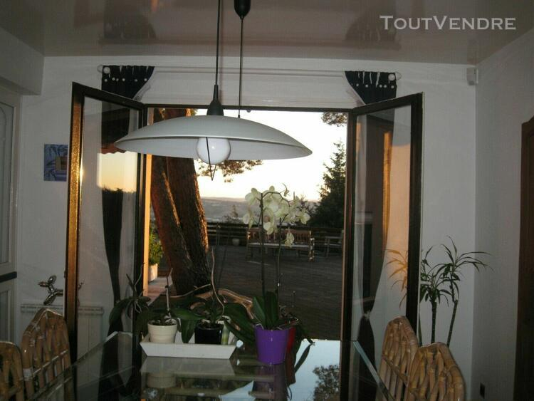 grand plateau en verre biseauté pour table salle à manger