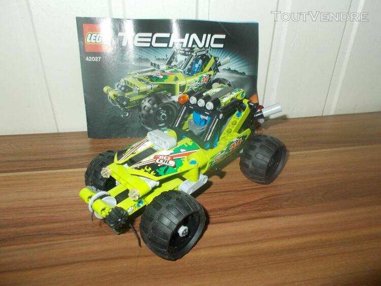 Lego technic - 42027 - jeu de construction - le buggy du