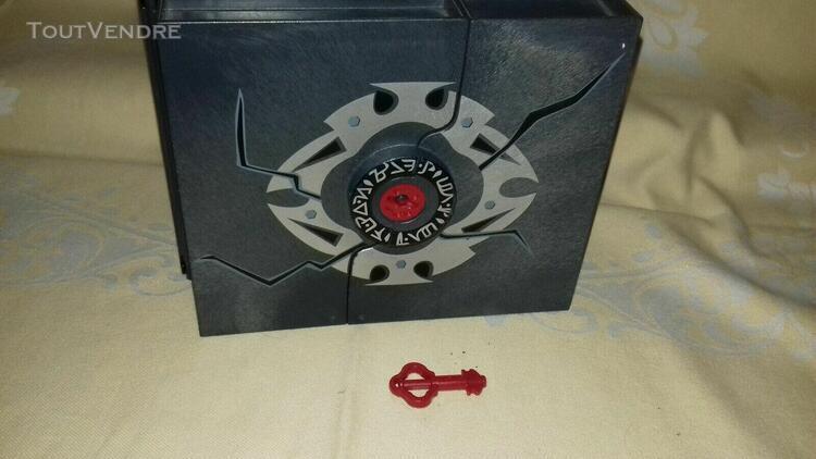 Playmobil accessoire boîte dragon
