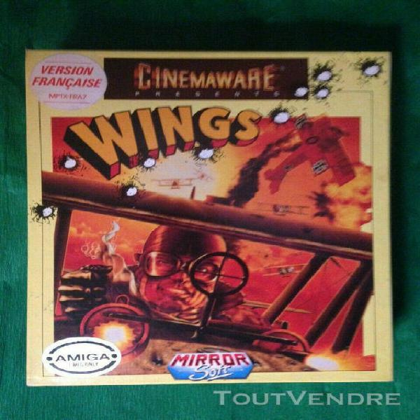 Wings - amiga - fr - complet