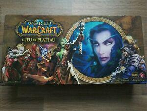 World of warcraft le jeu de plateau occasion en très bon
