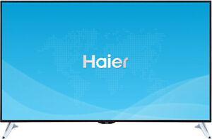 """4k uhd télévision haier leu355v300s 140cm 55"""" smart tv led"""