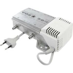 Amplificateur tv kathrein vos 20/ra-1g 20910031 20 db 1