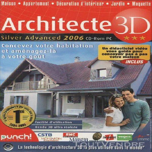architecte 3d silver advanced 2006