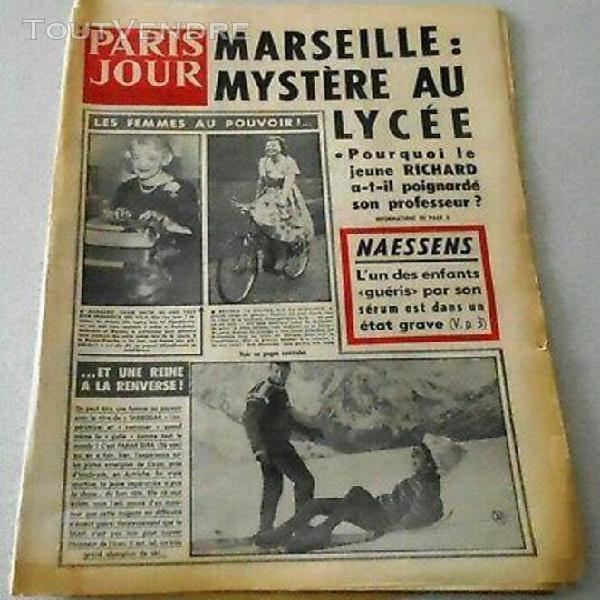 journal paris jour - 1359 - 29 janvier 1964 - michele torr