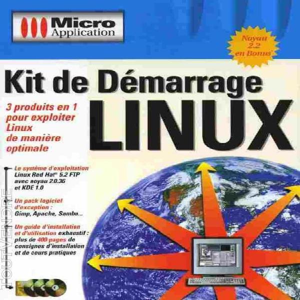 kit démarrage linux 5.2