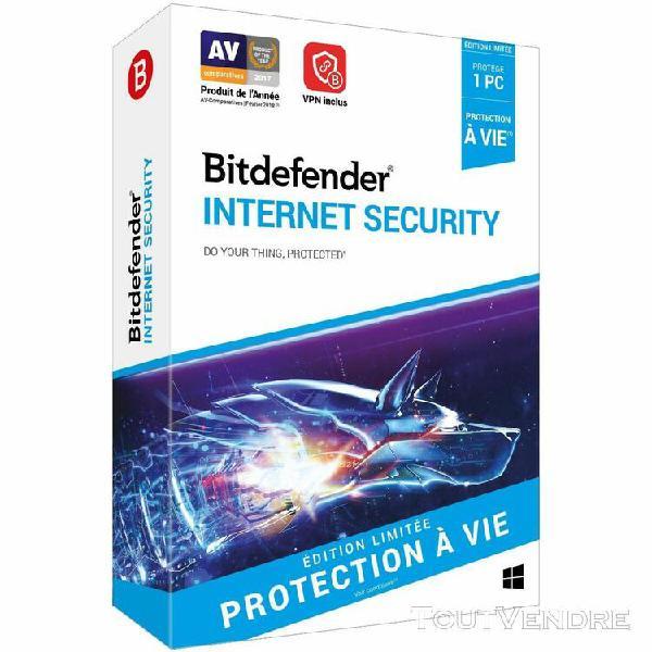 logiciel antivirus et optimisation bitdefender bitdefender i