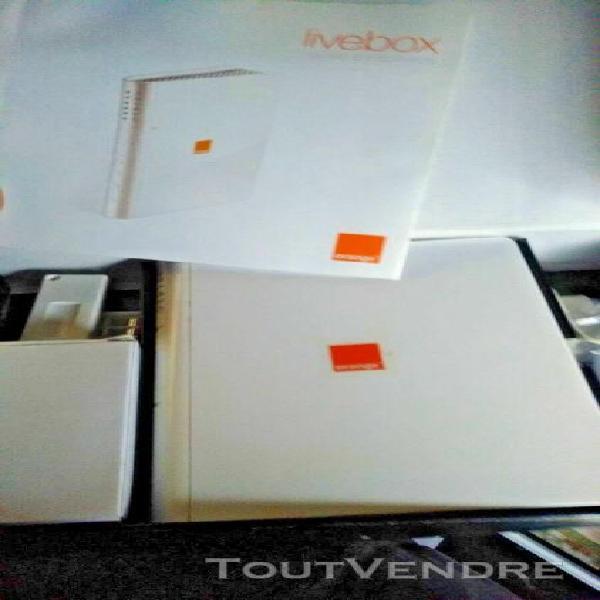 Modem-routeur livebox sagem mini orange boite