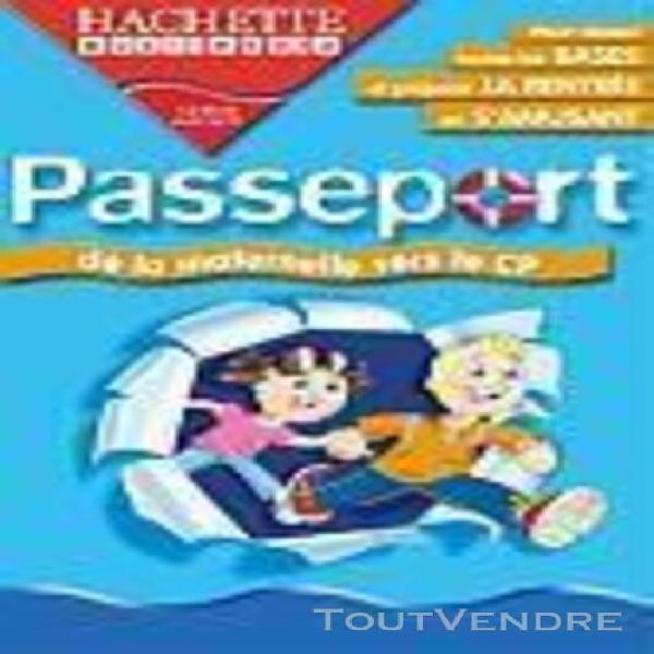 passeport - de la maternelle vers le cp (ver. 2.2)