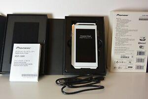 Pioneer digital audio player 32gb xdp-100r silver baladeur