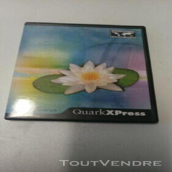 quark xpress 6 edition passport pour windows avec licence of