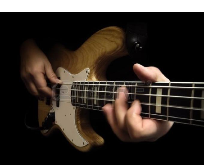 Cours de basse guitare