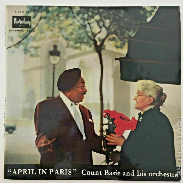 1958 count basie and his orchestra - april in paris - label: