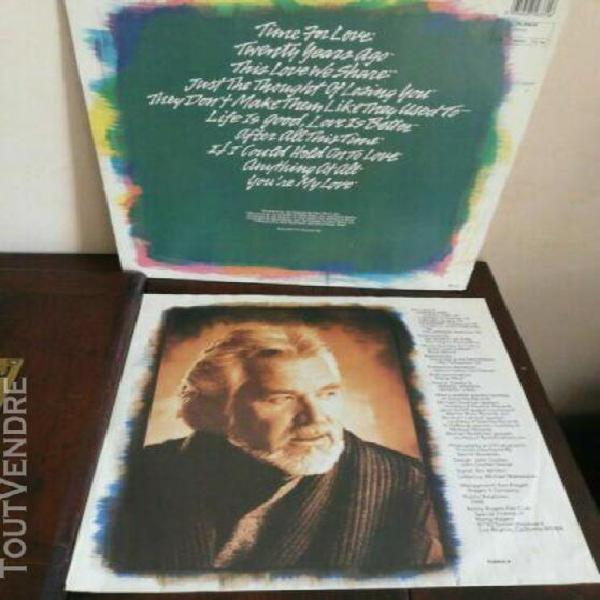 33 t lp kenny rogers they dont make them like they 1986