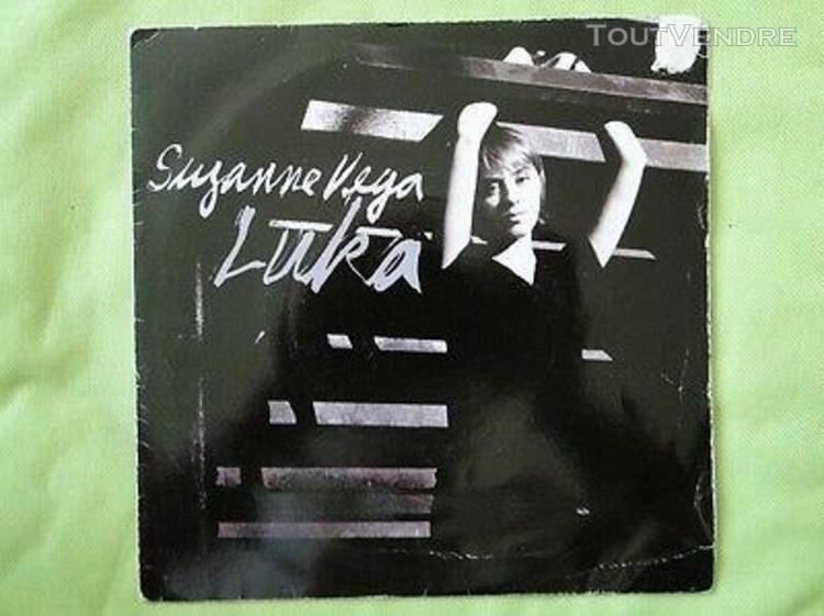 45t sp - suzanne vega - luka (ref.3901947, ed.am records)