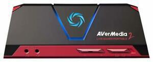 Avermedia (gc510) live gamer portable 2 (lgp 2) -