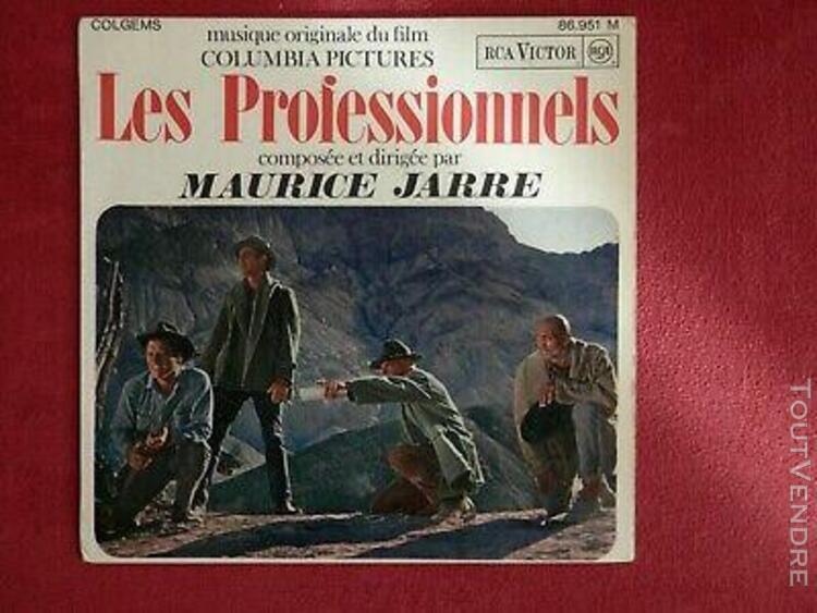 les professionnels ep france 1966