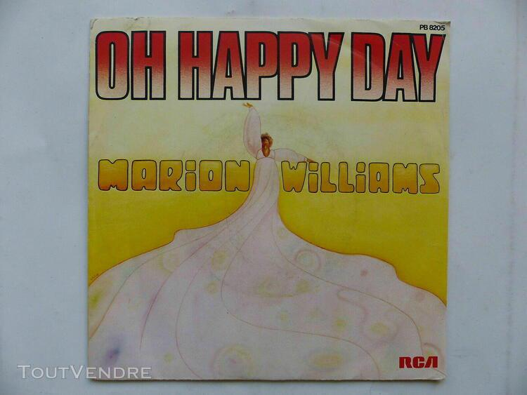 marion williams / oh happy day