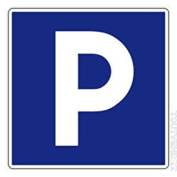 Parking proche mairie du 14ème