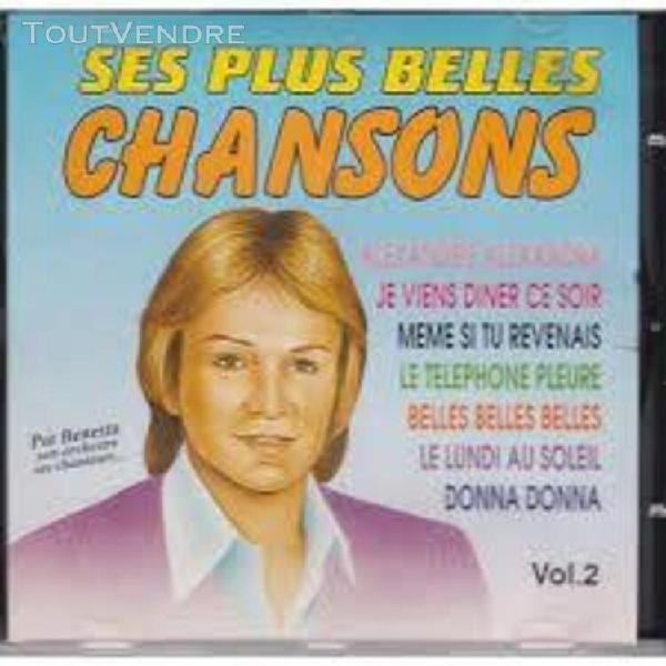 Ses plus belles chansons (claude françois) volume 2