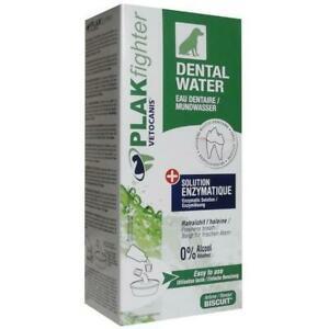 Vetocanis eau dentaire plak fighter - 300 ml - solution