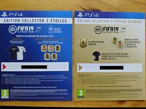 2 codes fifa 19 ps4 ultimate team 25 packs jumbo or 2