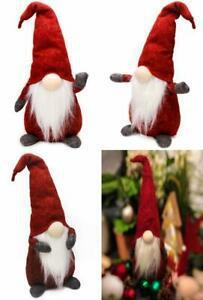Airlab décorations de noël père gnome santa figurines