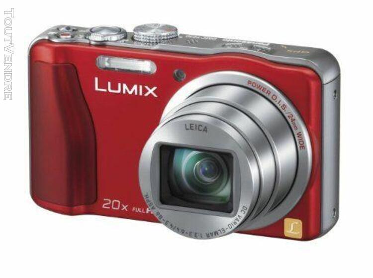 Appareil photo numérique panasonic lumix tz30 optique 20x