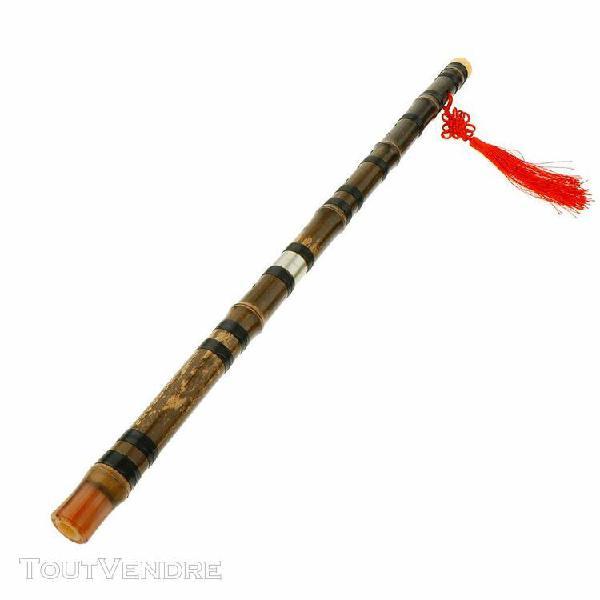 Chinois traditionnel xiao de bambou instrument de musique à