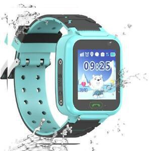 Enfants étanche smartwatch gps tracker - les filles 01-s9
