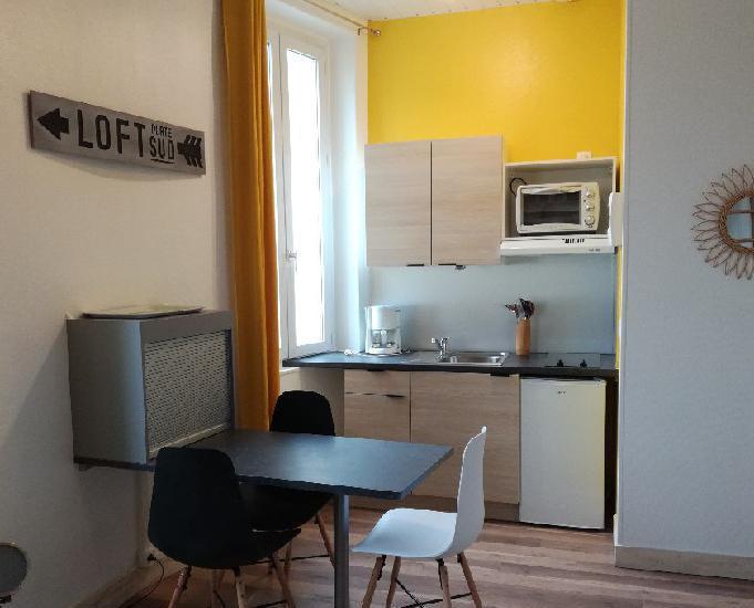 5 appartements-studios à louer mois d'hiver pkg wi-fi