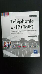 Livre téléphonie sur ip