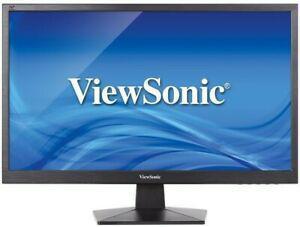 Viewsonic va2407h 24'' ecran pc full hd 1920x1080