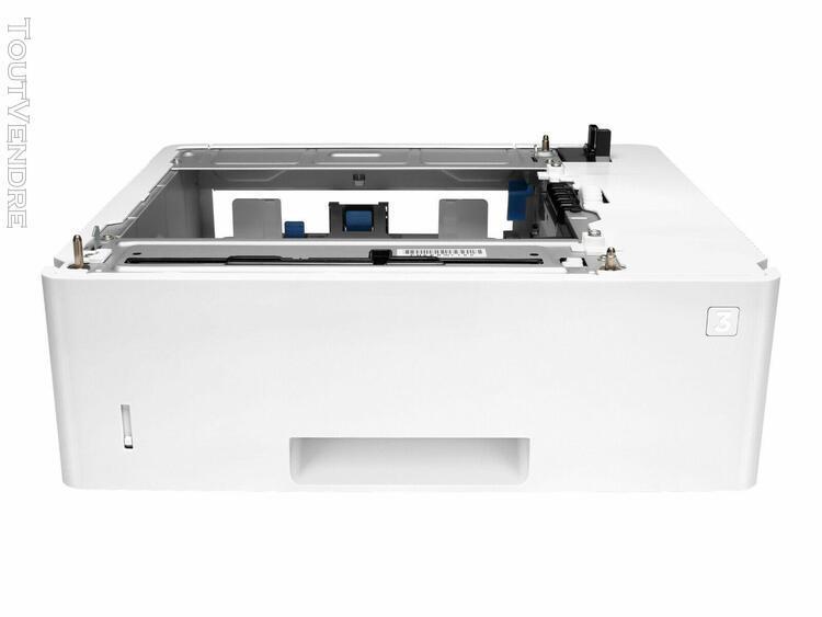 bac 500 feuilles (f2g68a) pour hp laserjet m604 m605 m606