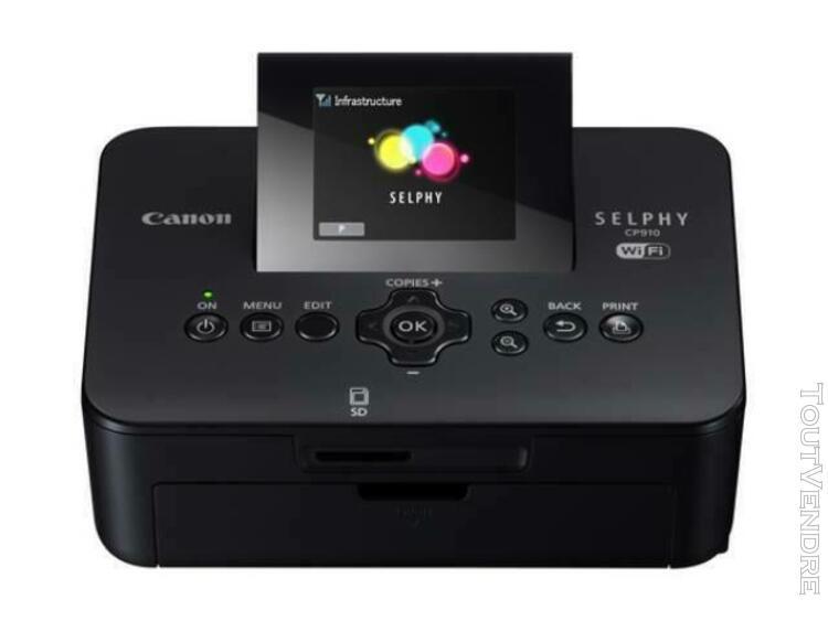 canon selphy cp910 imprimante wifi - occasion