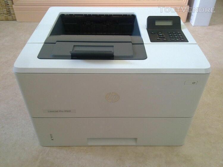 hp laserjet pro m501n mono laser printer