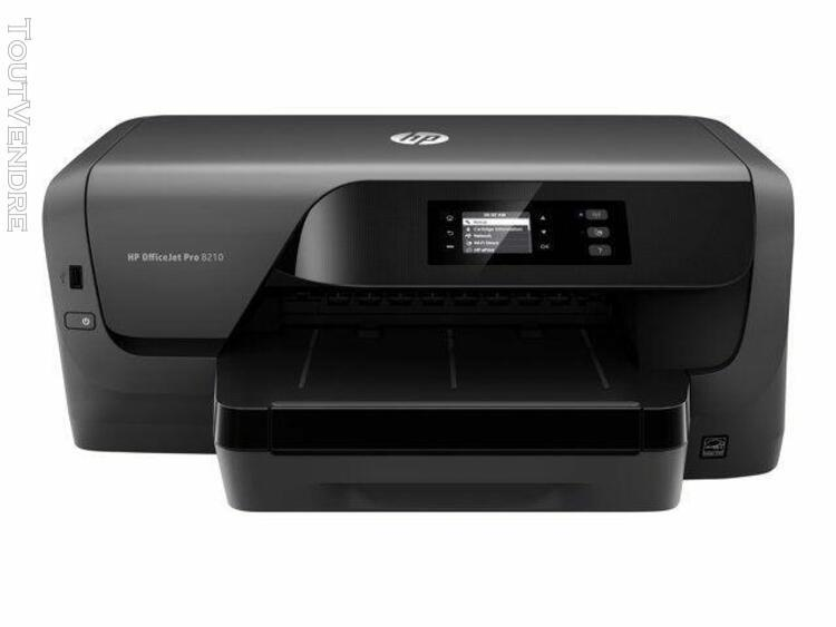 hp officejet pro 8210 - imprimante - couleur - recto-verso -