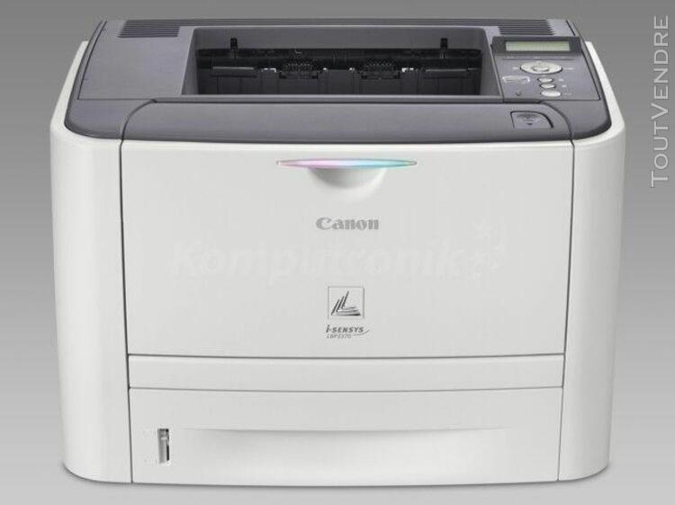 imprimante canon i-sensys lbp 3370dn