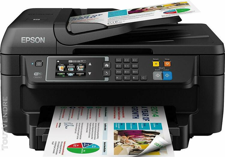 imprimante epson workforce wf-2660