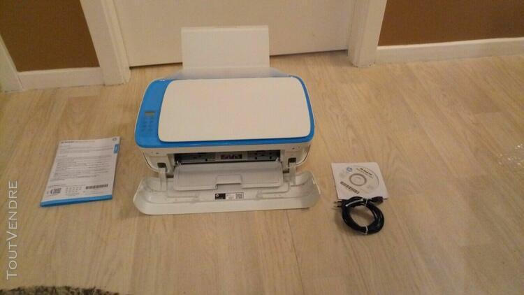 imprimante hp deskjet 3630 en excellente état sans