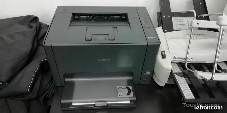 imprimante laser couleur canon lbp7018c
