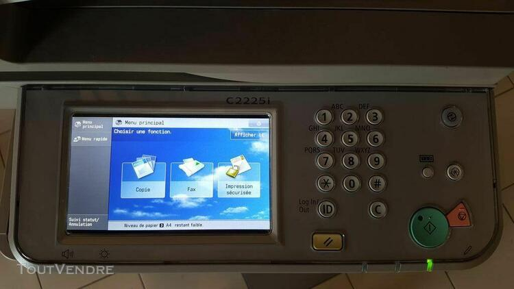 imprimante photocopieur canon imagerunner advance c2225i