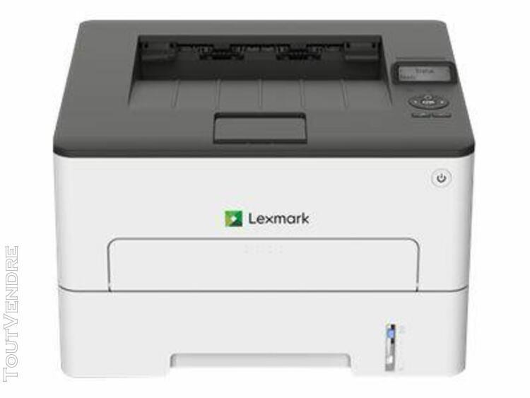 lexmark b2236dw - imprimante - monochrome - recto-verso - la